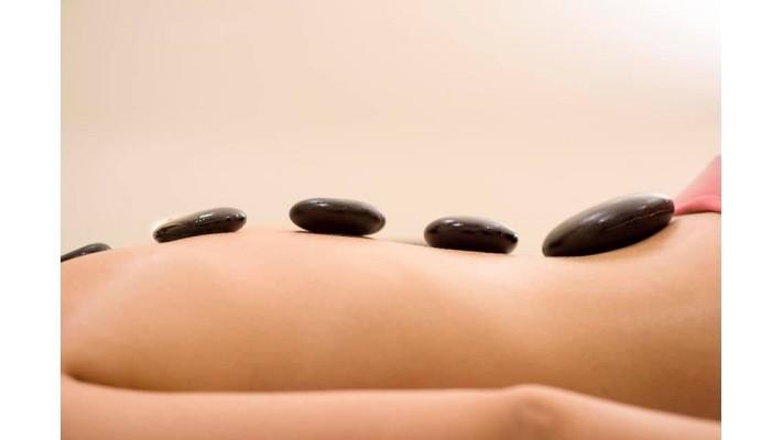 Accès Massage Pierres Chaudes 60 minutes